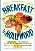 Breakfast in Hollywood - rare classic movie