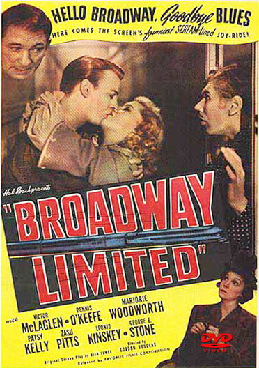 Broadway Limited classic movie