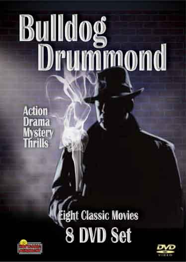 Bulldog Drummond Classic Movie Collection