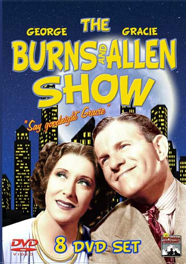 Burns and Allen TV Collection on DVD