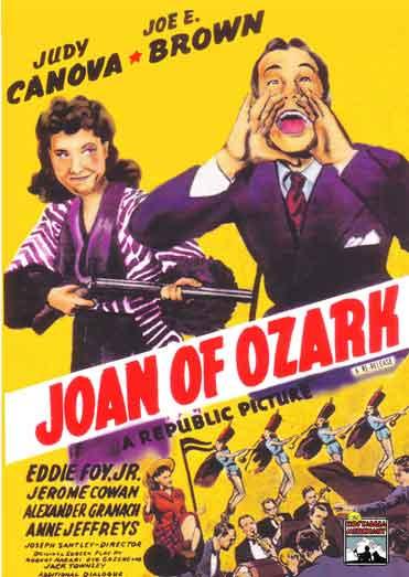 Joan of Ozark - Classic Movie
