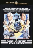 Avalanche Express - Mystery and Intrigue as an undercover agent escorts a Soviet defector on a train.