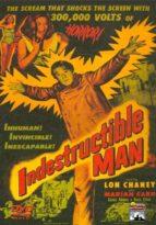 Indestructible Man starring Lon Chaney