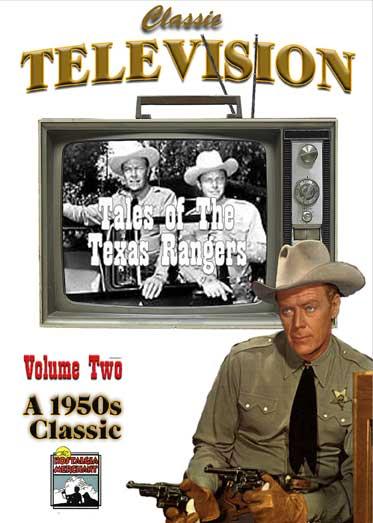 Tales of the Texas Rangers - Vol. 2