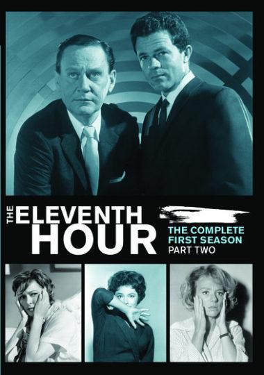 Eleventh Hour TV Series - Season One - 32 Episodes